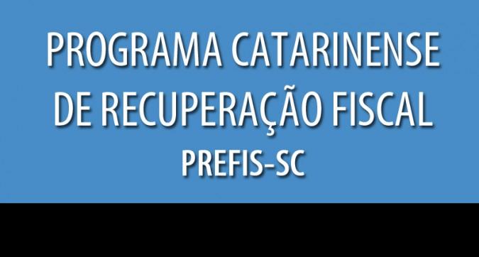 Programa Catarinense de Recuperação Fiscal